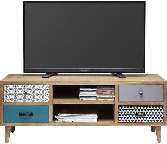 Kare Design Tv Kast Capri Multi 47x118x38